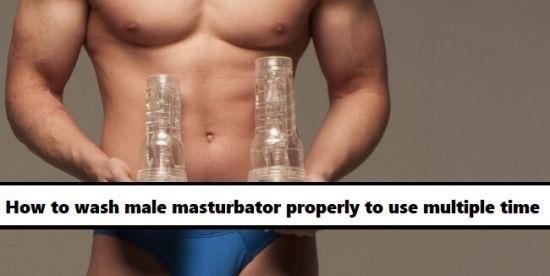 LYNETTE: How to use a masturbator