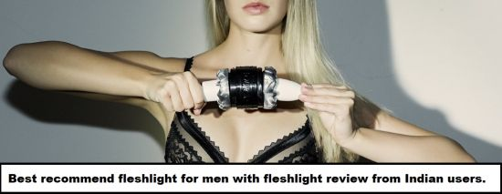 Guy Using Fleshlight